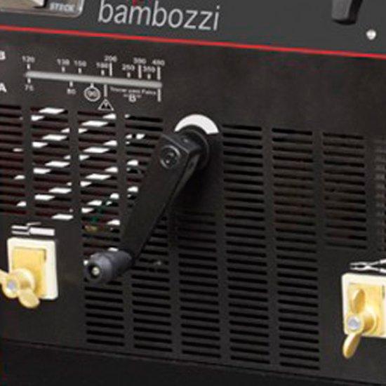 Máquina de Solda Retificadora Trifásica   - Imagem zoom