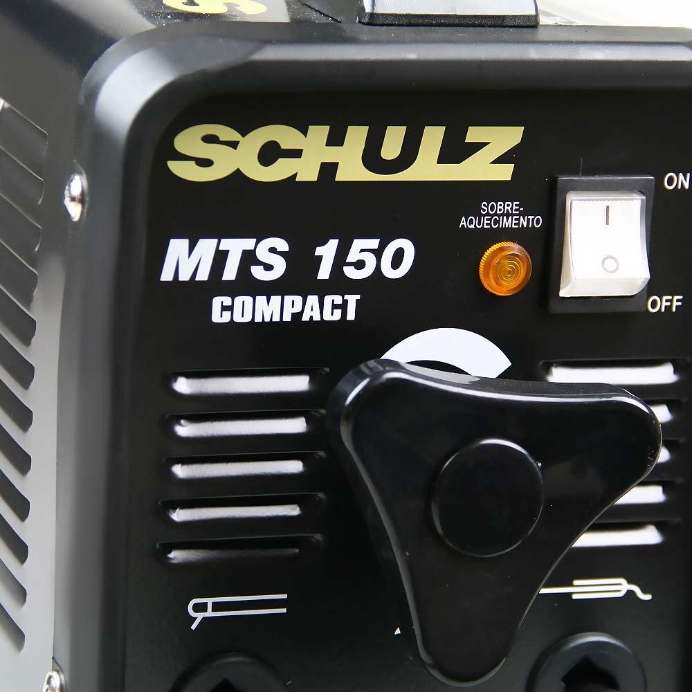 Máquina Transformadora de Solda 150A  - Imagem zoom
