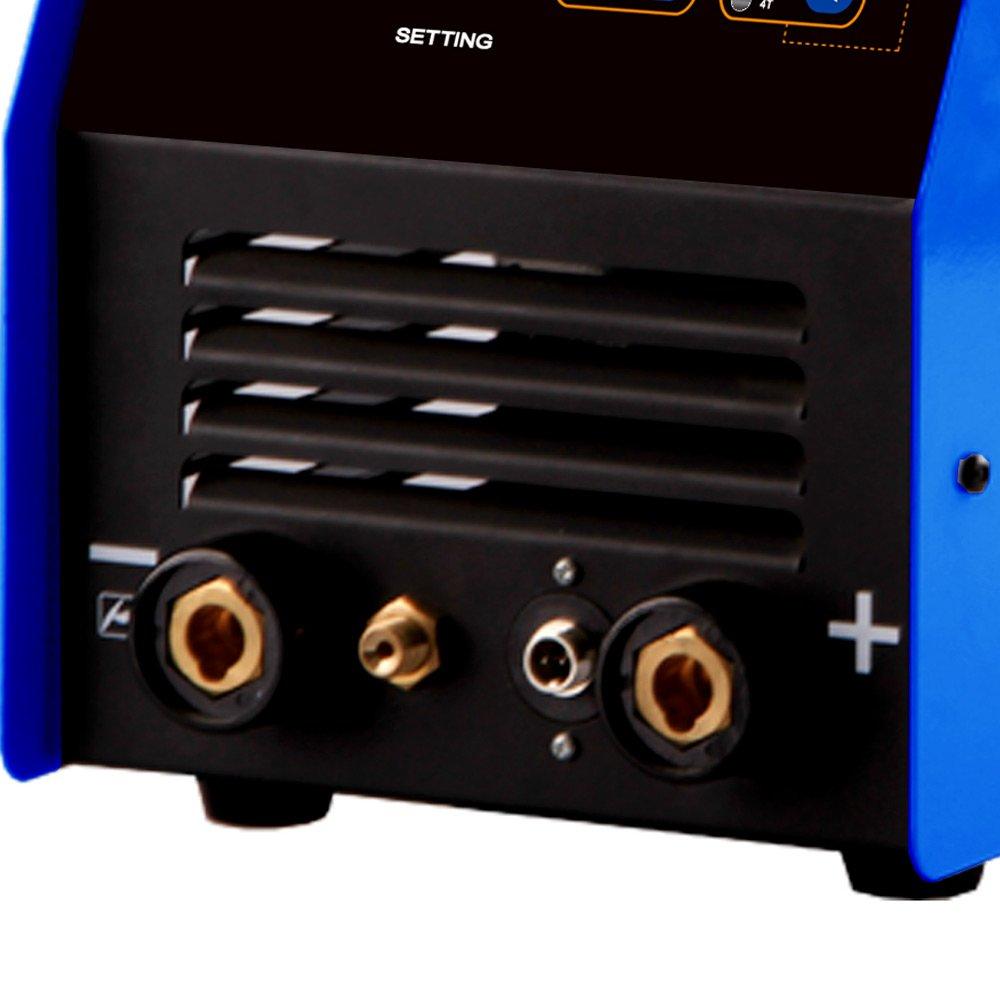 Solda Inversora Tig AC/DC 200A Mono  com Display Digital - Imagem zoom