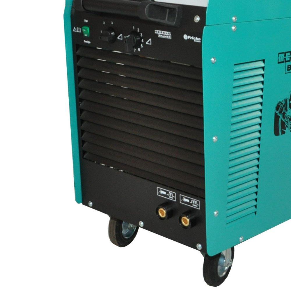 Máquina de Solda MIG/MAG Arame Tubular 220 / 380 V - Imagem zoom