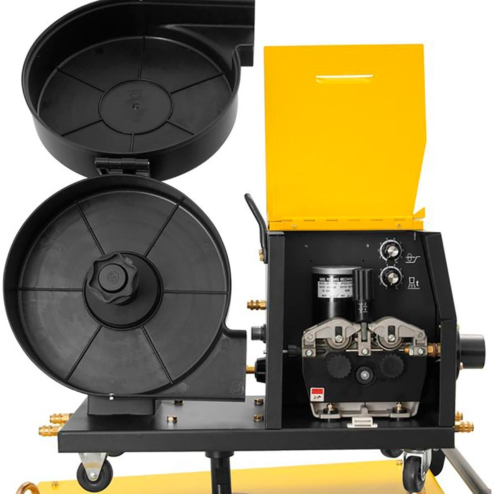 Máquina para Solda MIG/MAG com Cabeçote Externo 400A MM 405 E Trifásica - Imagem zoom