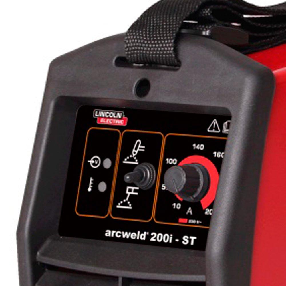 Máquina Inversora de Solda TIG 200A  Arcweld 200I-ST - Imagem zoom