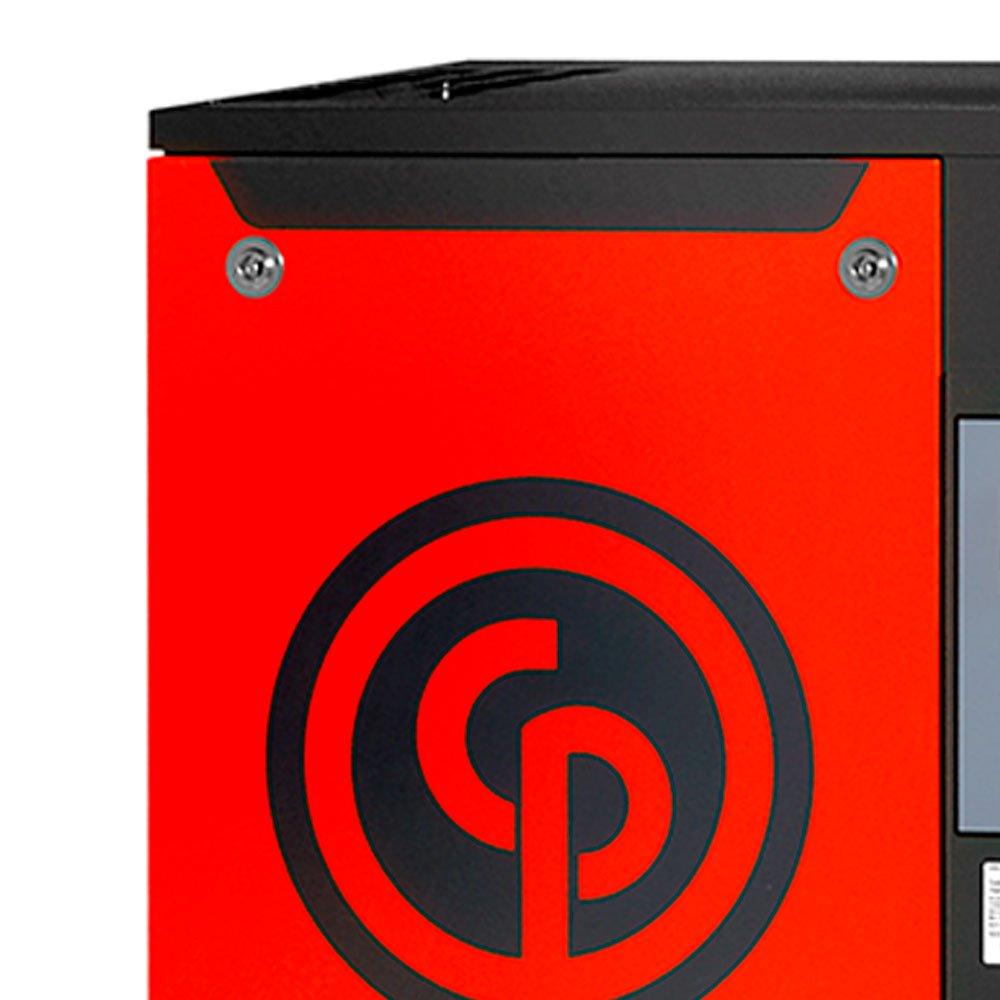 Compressor de Ar Parafuso 10HP 31PCM 265 Litros Trifásico 220V com Secador - Imagem zoom