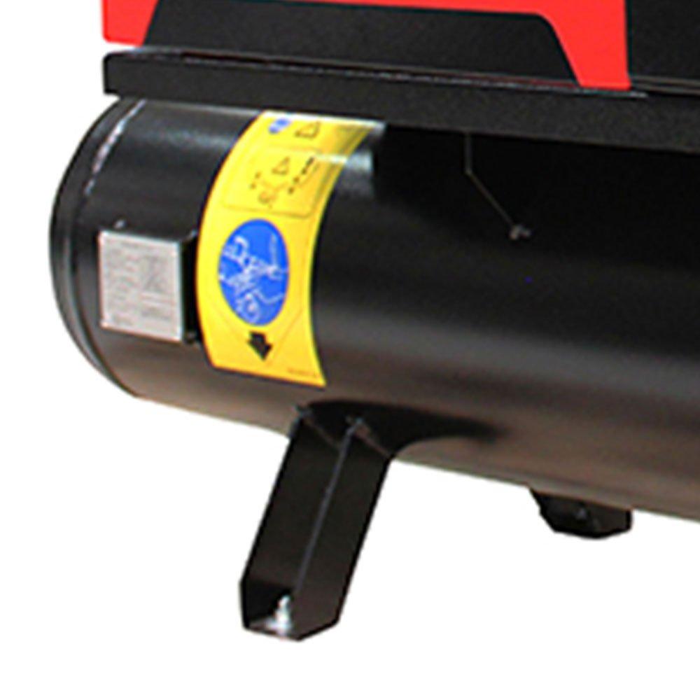 Compressor de Ar Parafuso 15HP 47PCM 265 Litros Trifásico 220V com Secador - Imagem zoom