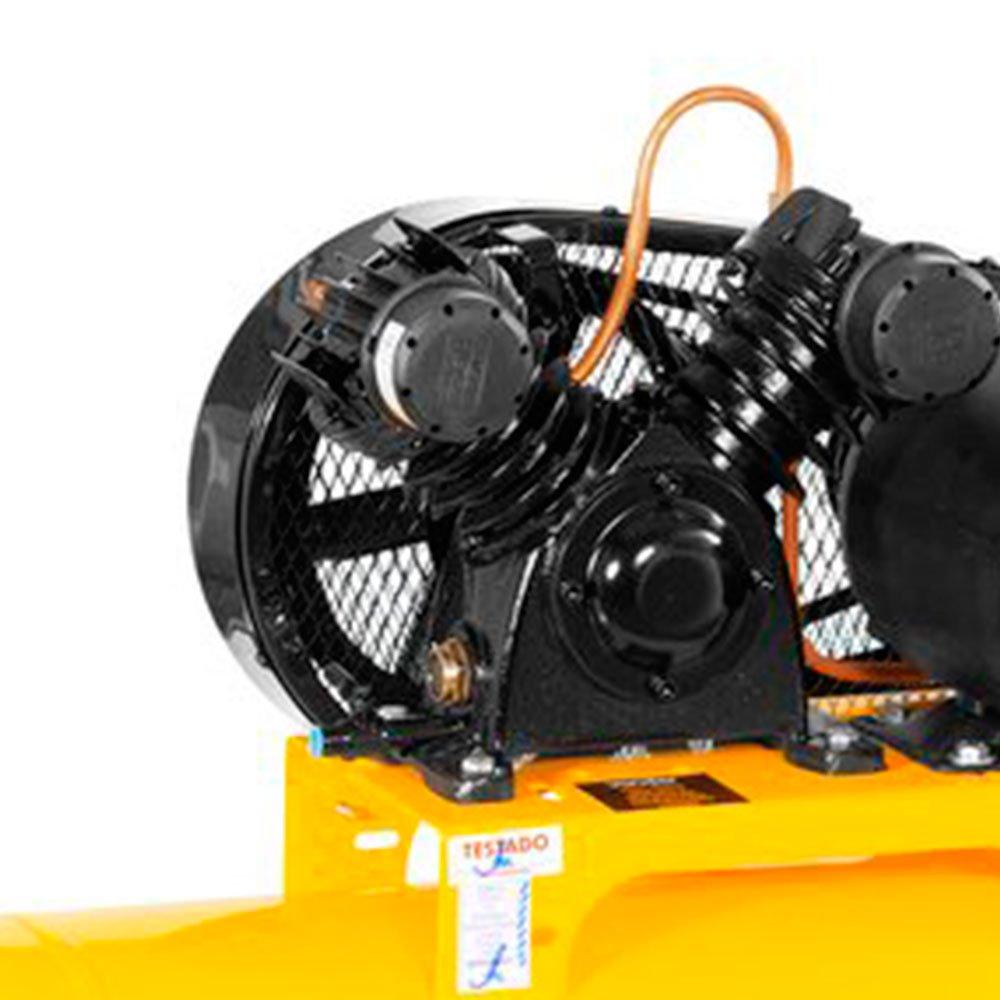Compressor de Ar VDSE 2CV 10 Pés 100 Litros Monofásico 110/220V - Imagem zoom