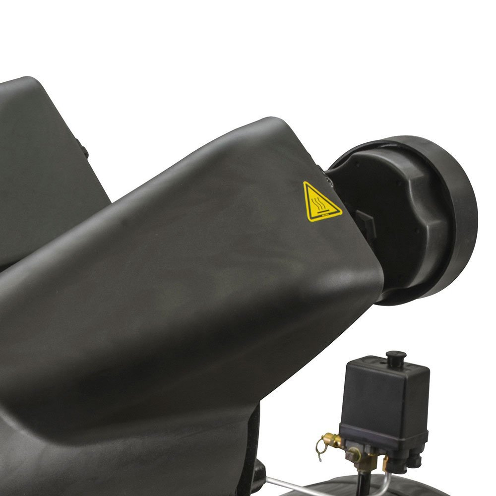 Compressor de Ar Audaz 5HP 20 Pés 150L 175lbf Trifásico 220V - Imagem zoom