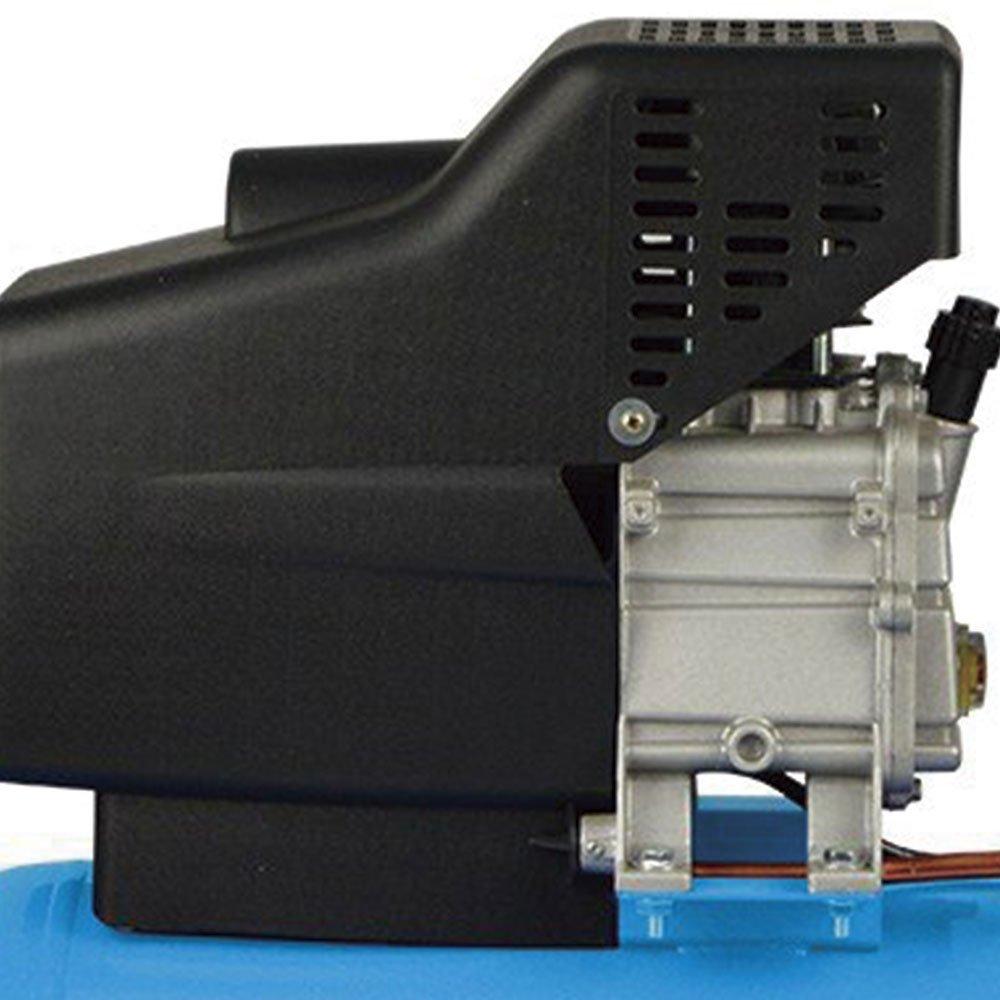 Motocompressor de Ar 50 com 2 Saídas de Ar e Protetor Térmico 2,5HP 50L   - Imagem zoom