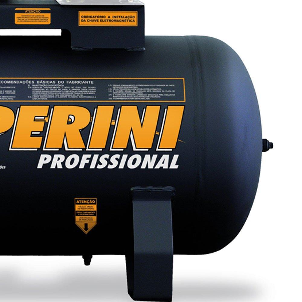 Compressor De Ar Baixa Pressão 10 Pés 150 Litros sem Motor Profissional - Imagem zoom