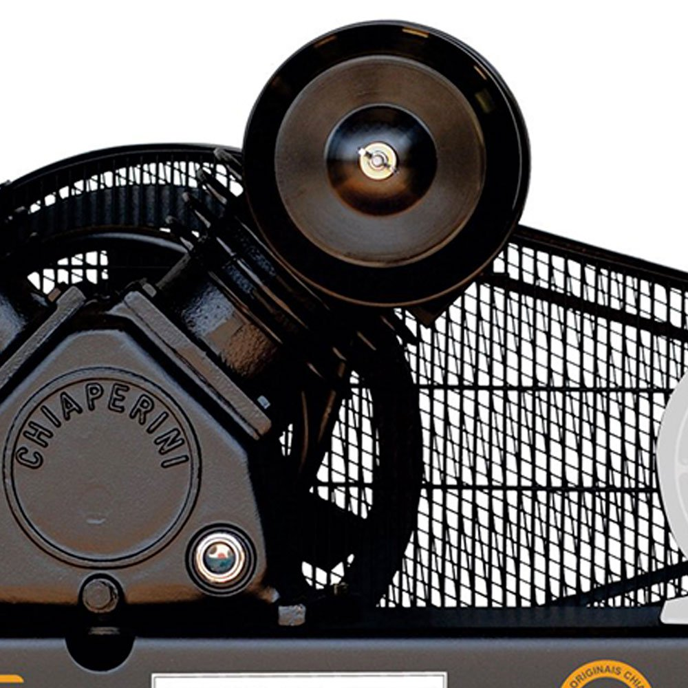 Compressor De Ar Alta Pressão Sobre Base CJ15+ APV 15 Pés 175PSI sem Motor - Imagem zoom
