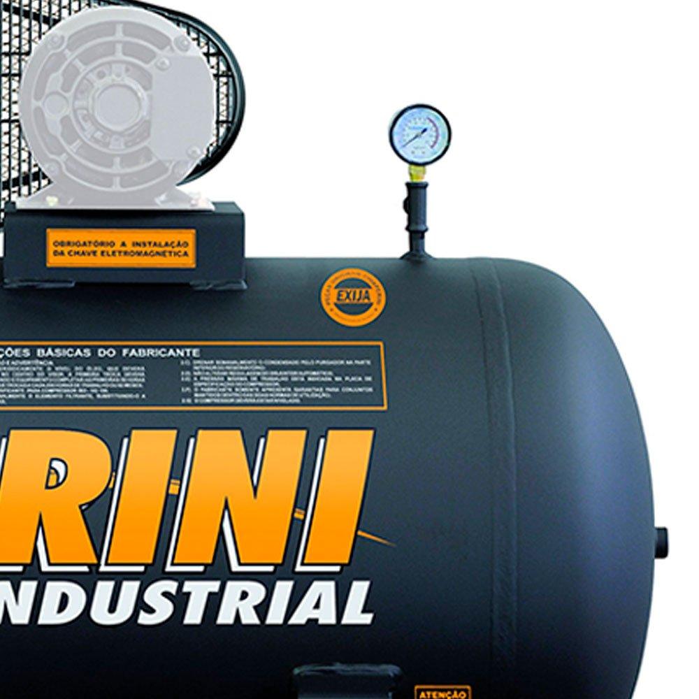 Compressor de Ar Alta Pressão CJ15+ APV 15 Pés 200L 175PSI sem Motor - Imagem zoom