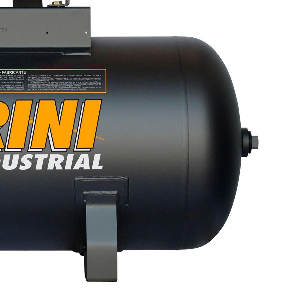 Compressor de Ar Alta Pressão Industrial CJ30 APV 40 Pés 360L 175PSI sem Motor - Imagem zoom