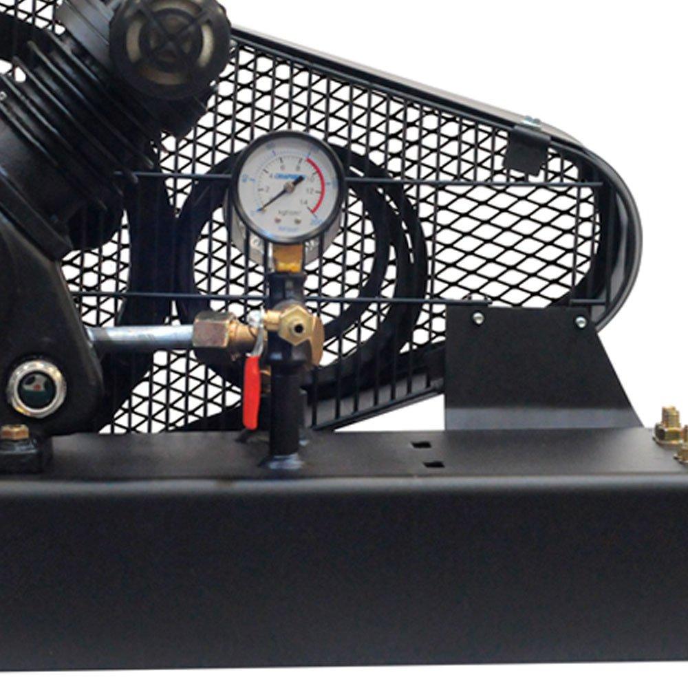 Compressor de Baixa Pressão sobre Base CJ5.2 BPV 5,2 Pés 120PSI sem Motor - Imagem zoom