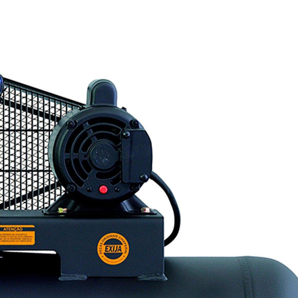 Compressor de Baixa Pressão CJ5.2 BPV 5,2 Pés 120PSI 110L 1HP 110/220V Mono - Imagem zoom