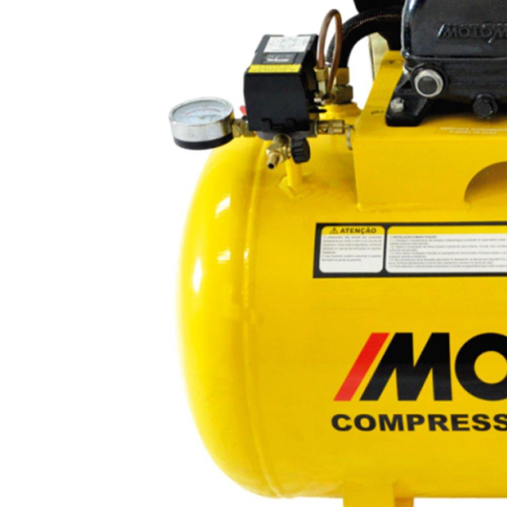 Compressor de Ar Air Power 6 Pés 70 Litros 1HP 110/220V Monofásico - Imagem zoom