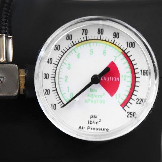 Compressor de Ar Mini 12 V 250 PSI - Imagem zoom