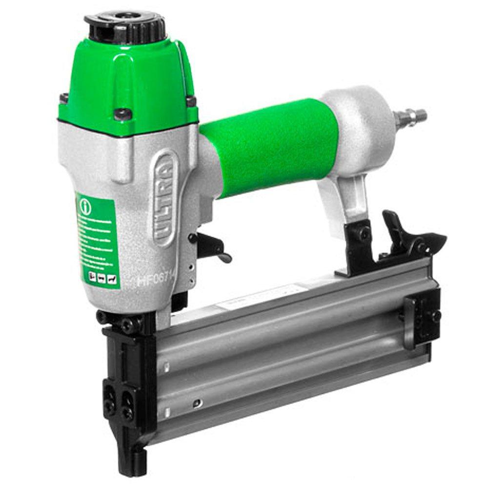 Kit Compressor de Ar SCHULZ PROCSV10/100 10 Pés 100L 2HP 140PSI Mono + Pinador Pneumático ULTRA F50 15 até 50mm 100 Pinos - Imagem zoom