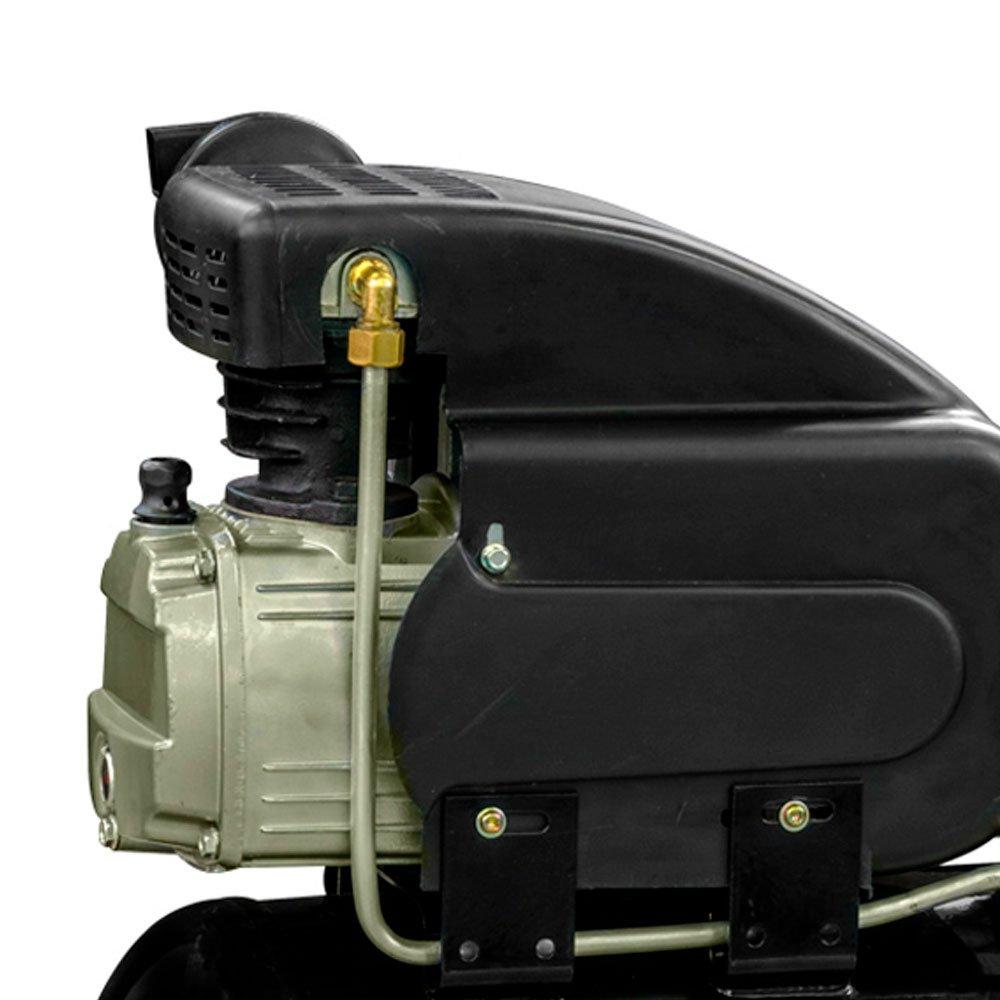 Motocompressor Pratic Air 8,5 Pés 2 HP 25L  Monofásico - Imagem zoom