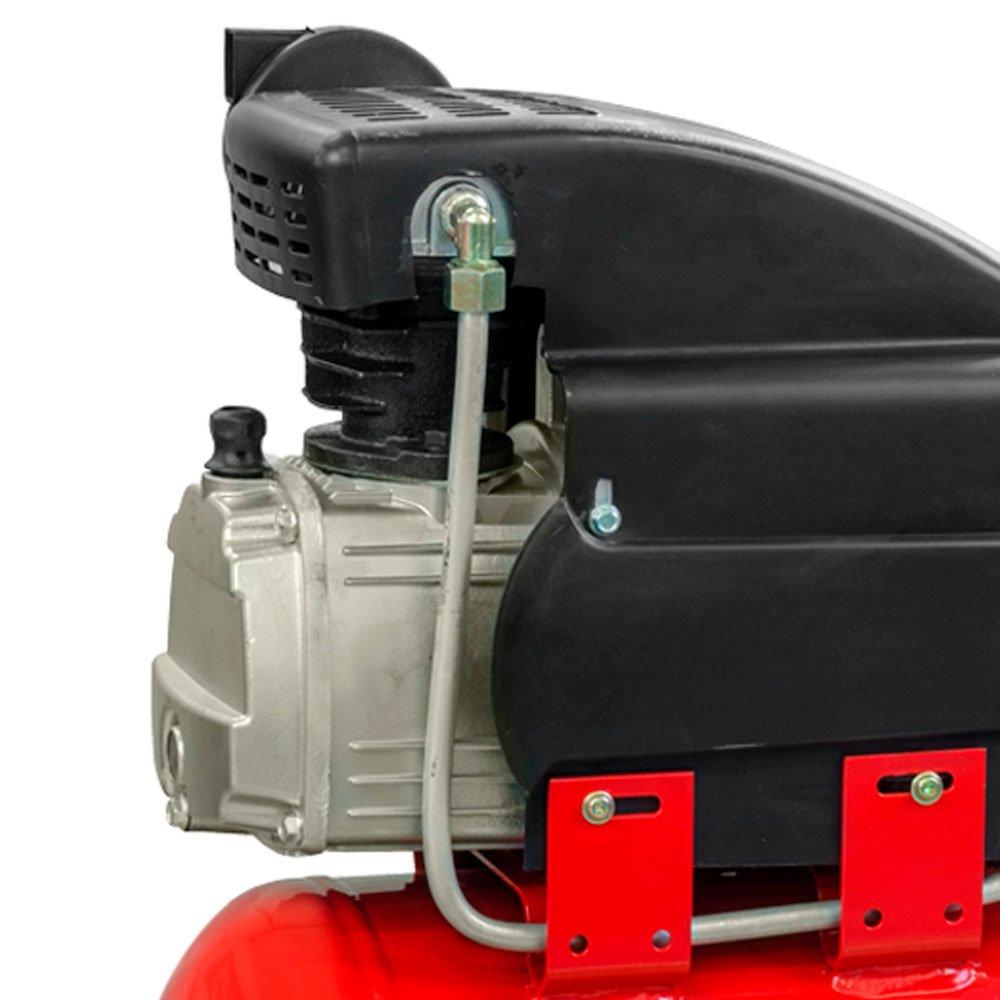 Motocompressor Air Plus 8,5 Pés 2 HP 25L  Monofásico - Imagem zoom
