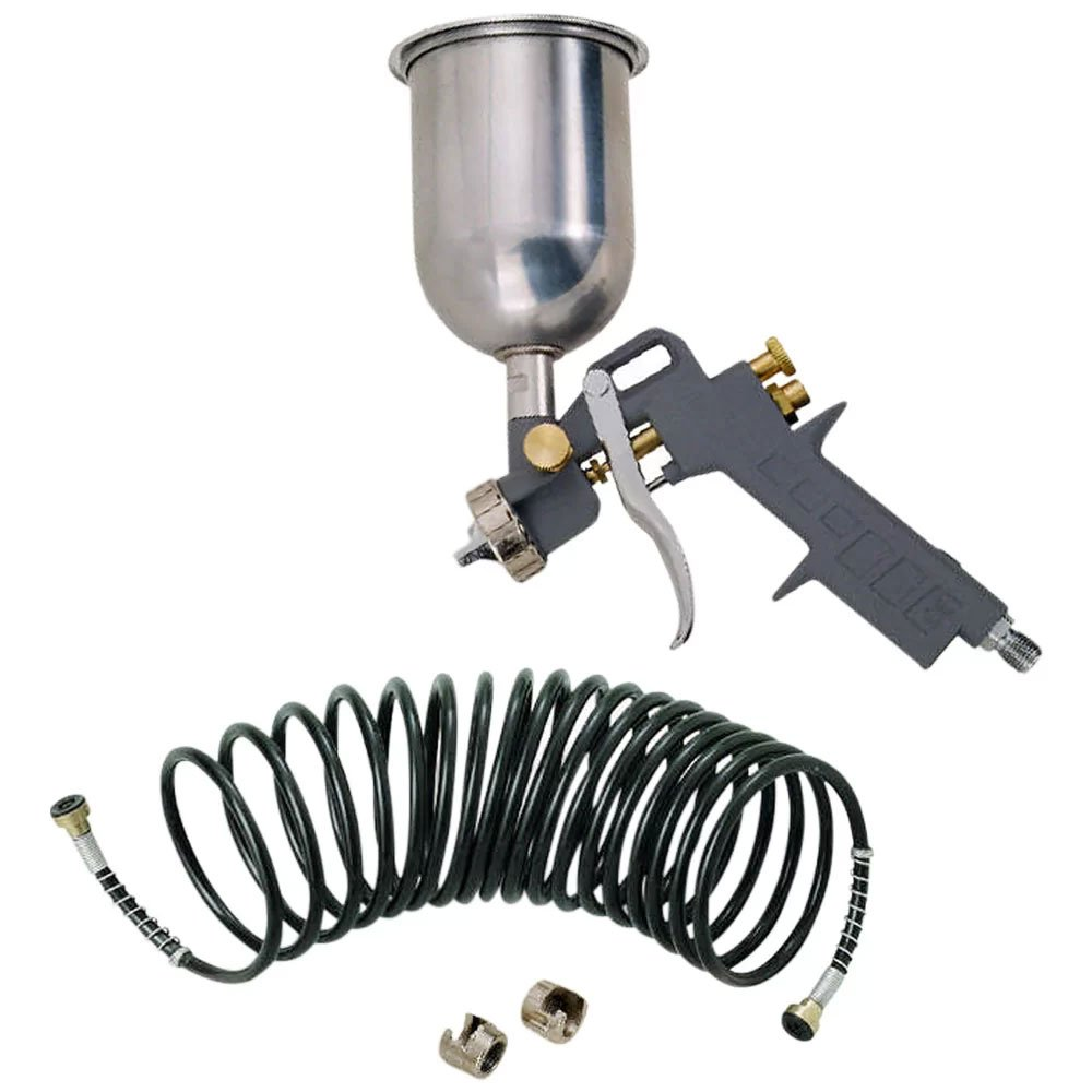 Kit Motocompressor SCHULZ-CSI-8525-AIR Pratic Air 8,5 Pés 25L  + Kit de Pintura Compact com 3 Peças - Imagem zoom
