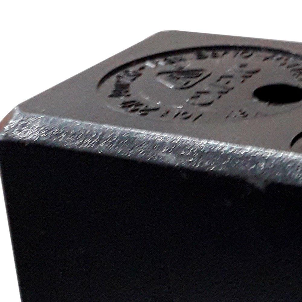 Pressostato Vertical 90/120PSI com Chave Válvula e Manifold 4 Vias para Compressor - Imagem zoom