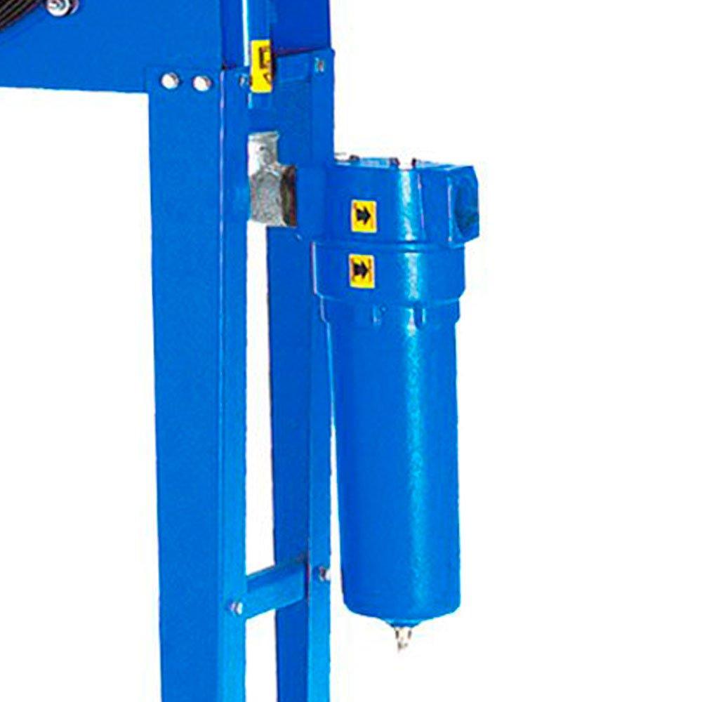 Resfriador 35PCM 220V para Compressores de Ar RA 10 - Imagem zoom