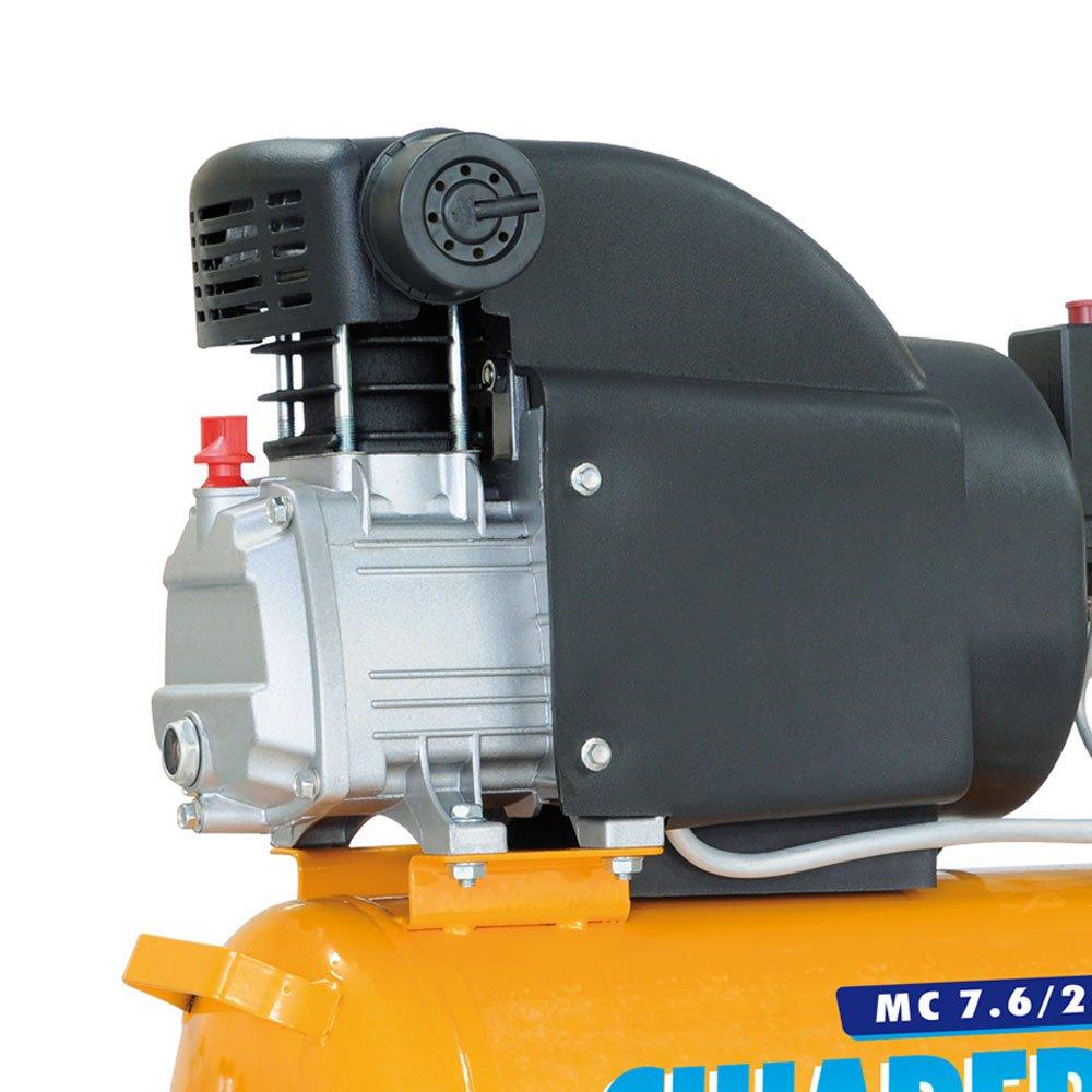 Motocompressor 24 Litros 2HP com 120 PSI  - Imagem zoom