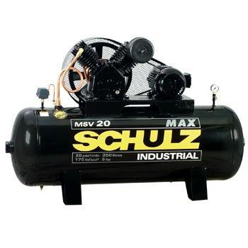 Compressor Schulz MAX MSV 20 MAX/250 - Imagem zoom