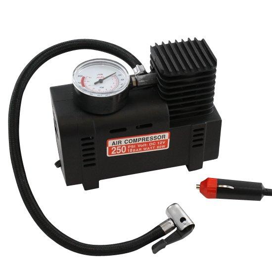 Mini Compressor de Ar 12V - Imagem zoom