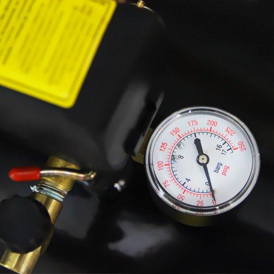 Compressor Bravo Trifásico CSL 15BR/200 - Imagem zoom