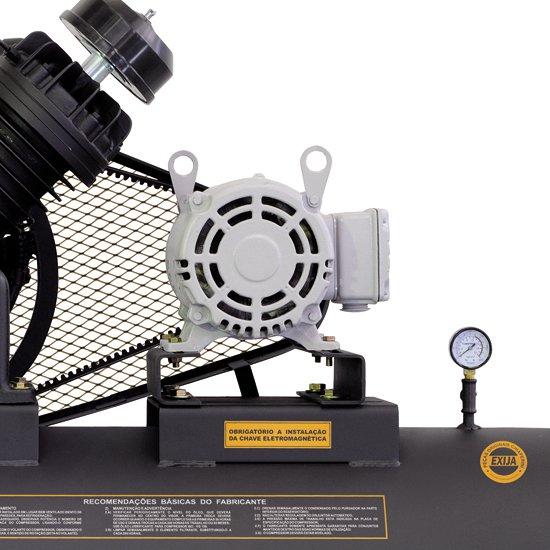 Compressor 30 pcm/APV 250 litros Trifásico - Imagem zoom