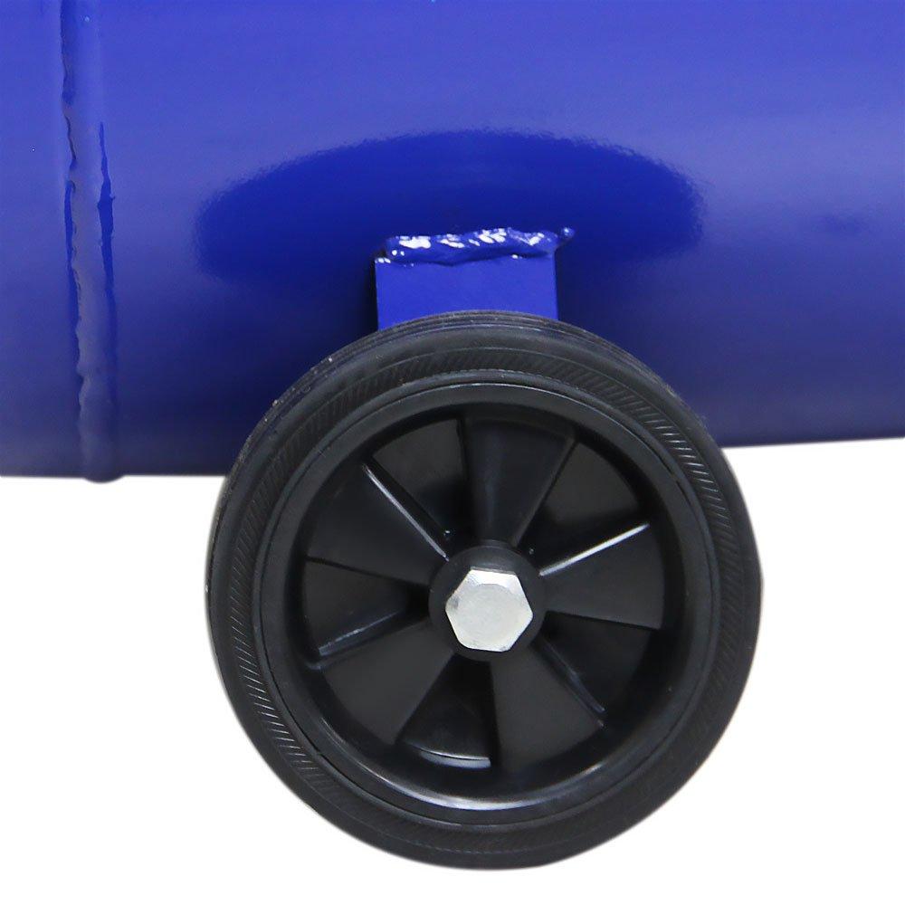 Compressor de Ar 2HP 50 Litros Bivolt com Kit de Pintura - Imagem zoom