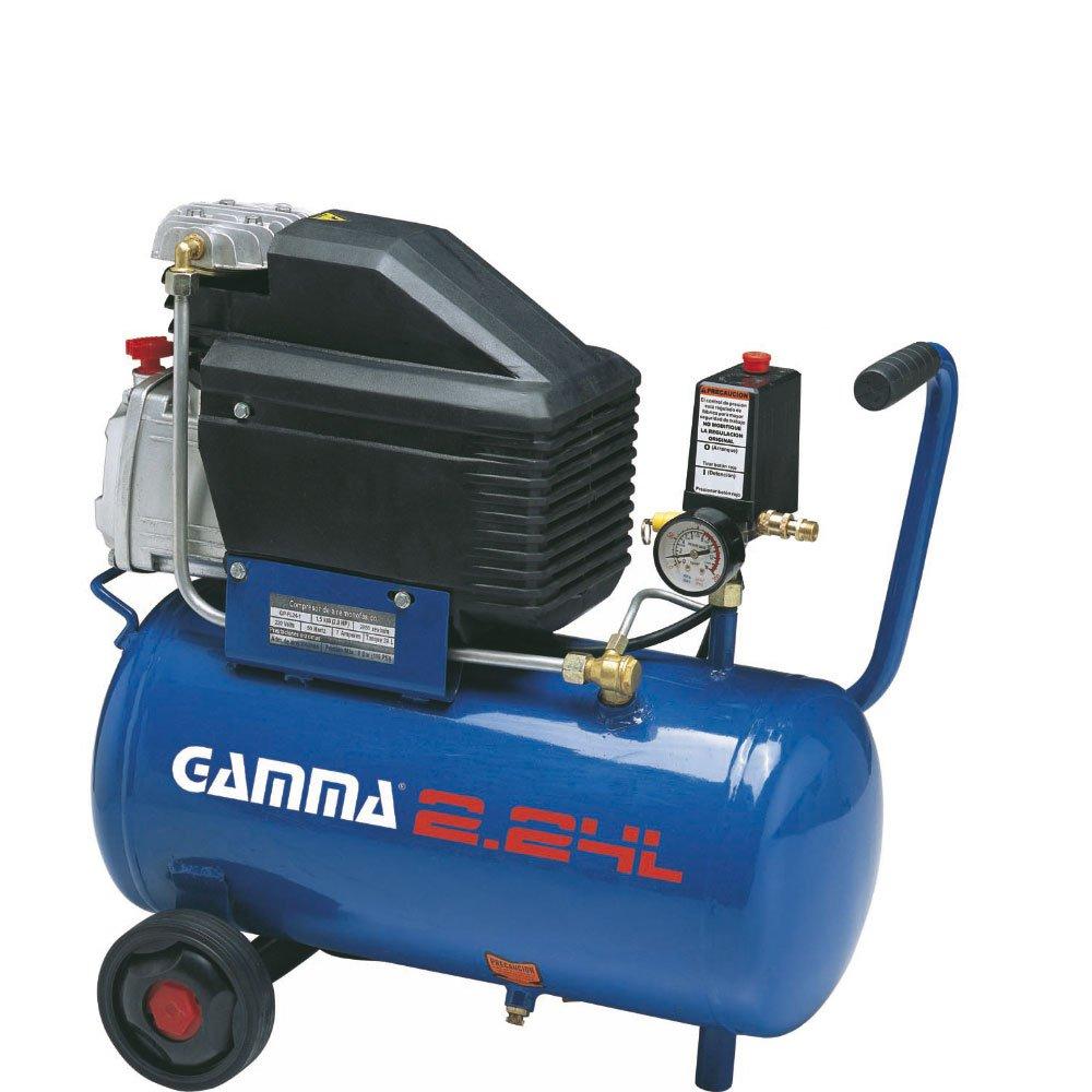 Compressor 25 2HP 24 Litros  com Kit de Pintura - Imagem zoom