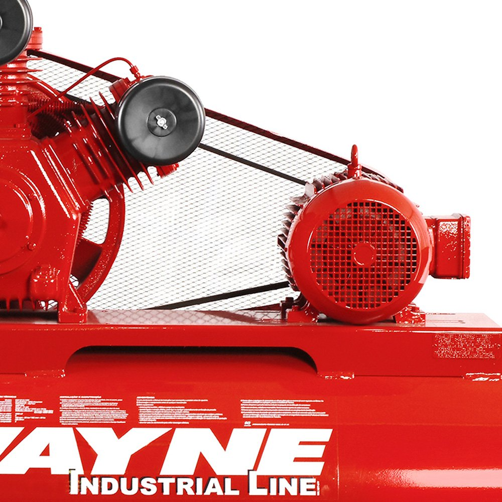 Compressor de Ar 60 PCM 425 Litros 220/380 V - Imagem zoom