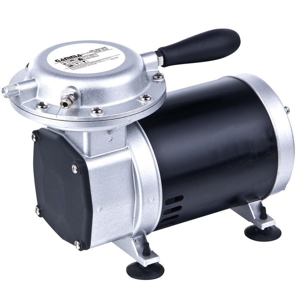 7da439af8 Mini Compressor 1 3 HP de Ar de Diafragma Bivolt - GAMMA-G2815BR - R ...