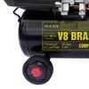 Motocompressor 2HP 8,5 Pés 25 Litros  - Imagem 3