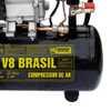 Motocompressor 2HP 8,5 Pés 25 Litros  - Imagem 5
