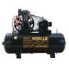 Compressor de Ar 250 Litros 40 Pés Trifásico Alta Pressão Industrial  - Imagem 1