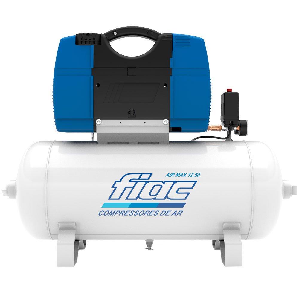 Compressor Odontológico Isento de Óleo 50 Litros 2CV  - Imagem zoom
