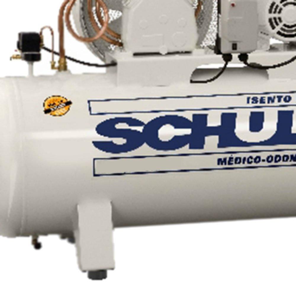 Compressor de Ar Odontológico Monofásico 15PCM 261 Litros  CSV 15/250 - Imagem zoom