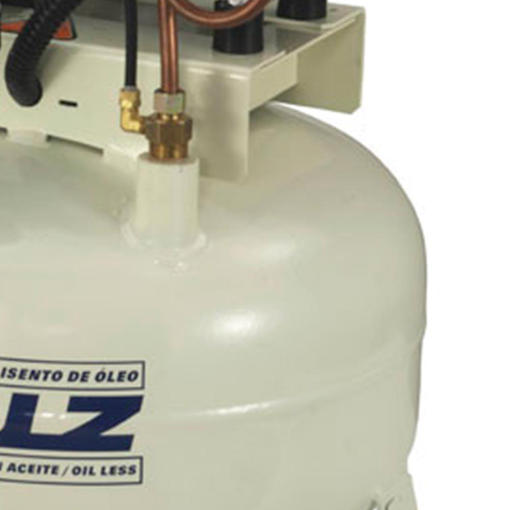 Compressor de Ar Odontológico Silencioso 5PCM 29 Litros   - Imagem zoom