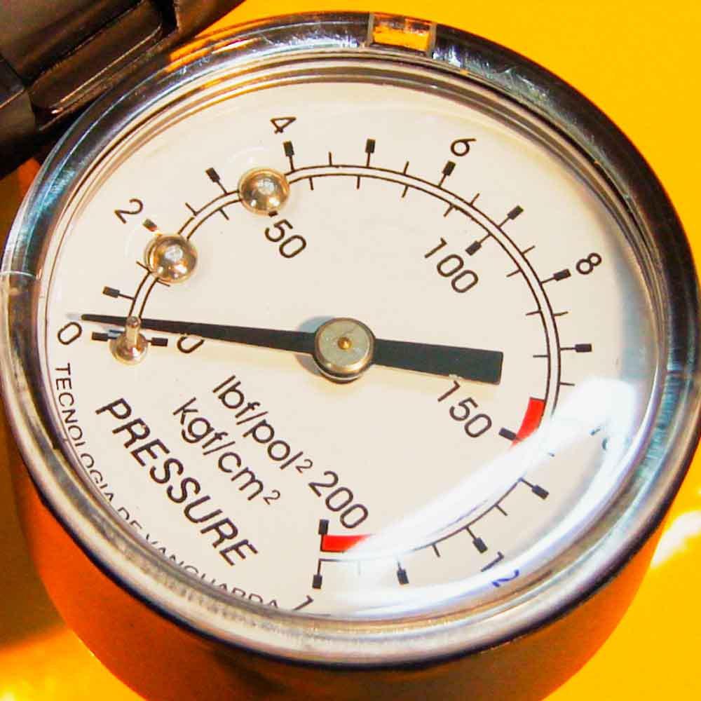 Compressor de Ar Trifásico 20PCM 200 Litros - Imagem zoom