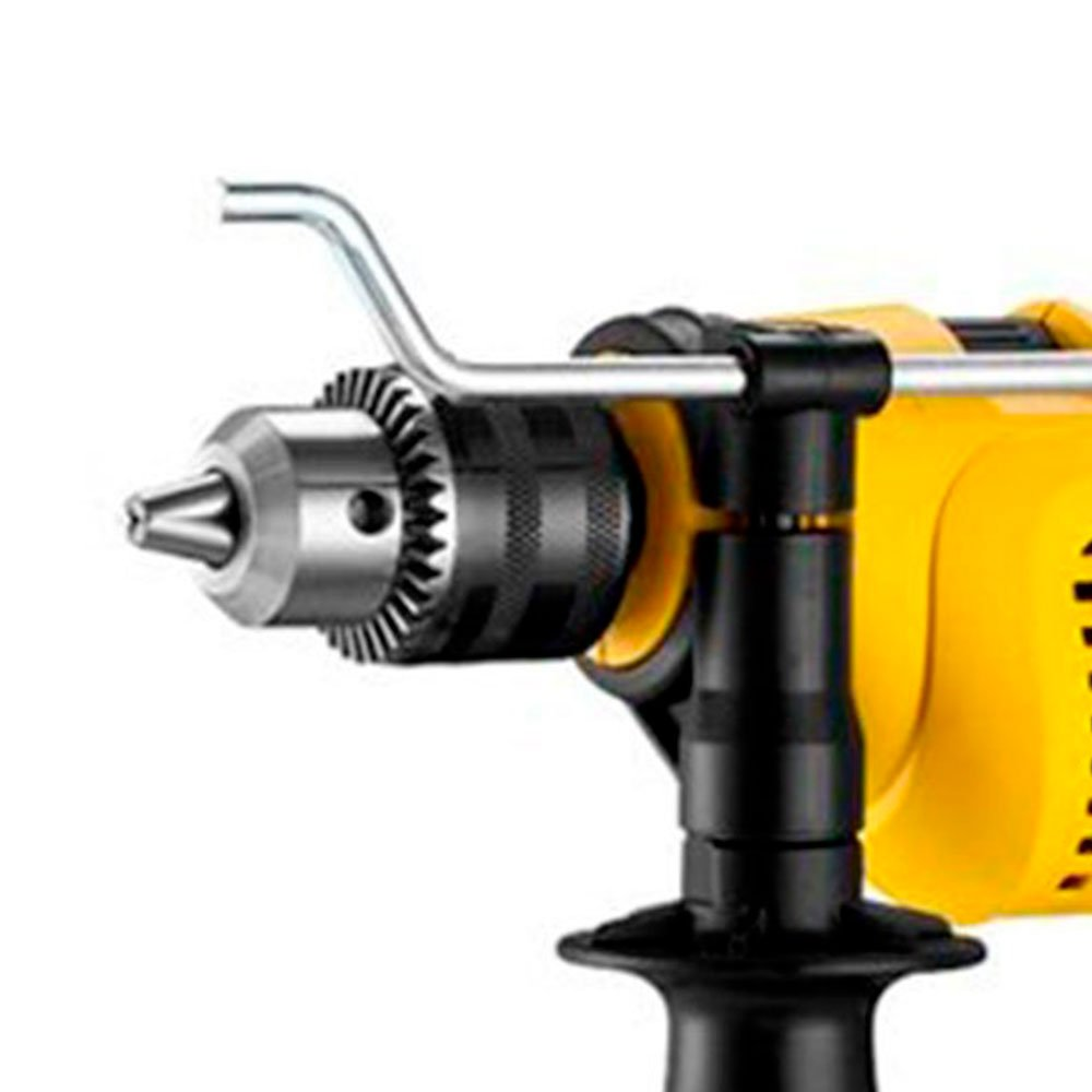 Kit Furadeira de Impacto Vel. Variável e Reversível 1/2 Pol. 600W  Stanley SDH600 + Jogo de Brocas 15 Peças Bosch - Imagem zoom