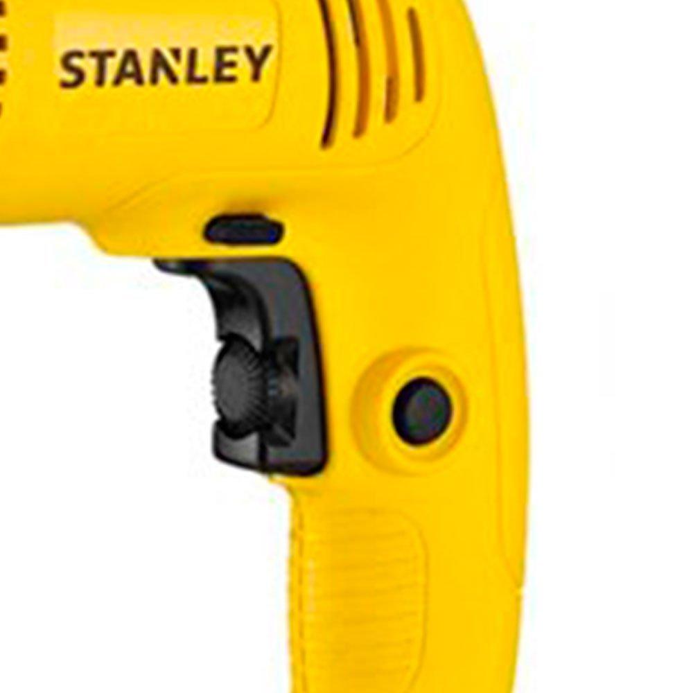 Kit Furadeira de Impacto 1/2 Pol. 600W  Stanley SDH600 + Jogo de Brocas 17 Peças FG8326 - Imagem zoom