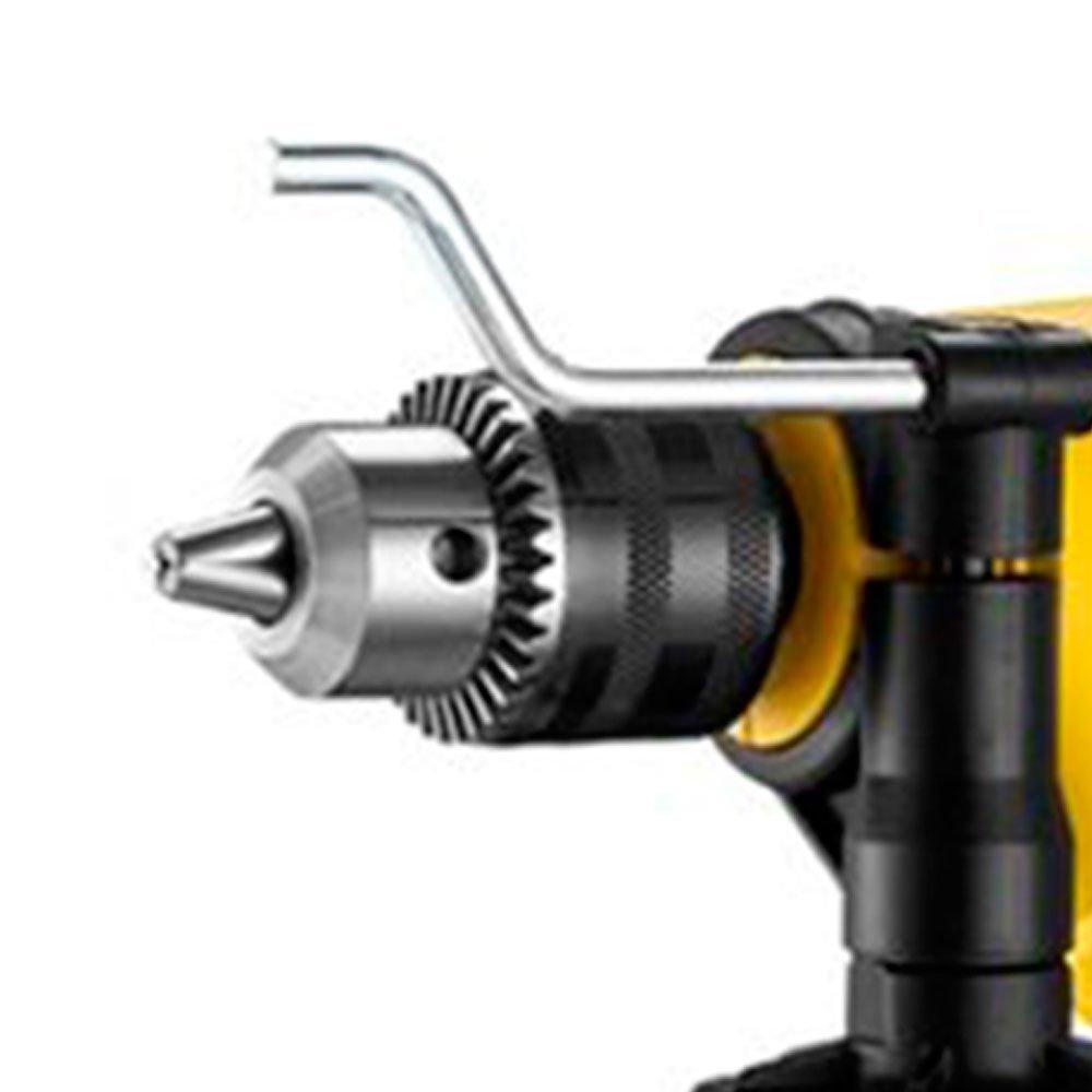 Kit Furadeira de Imp. 1/2 Pol. 600W  Stanley SDH600 + Jogo Brocas de Corte Lateral Espiral 3 a 8mm 6 Peças FG8324 - Imagem zoom