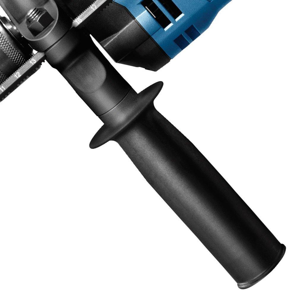 Kit Furadeira de Impacto Reversível BOSCH-GSB-16-RE 750W  com Maleta + Jogo de Brocas de 3 a 10mm 6 Peças - Imagem zoom