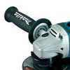 Esmerilhadeira Angular 115mm 4.1/2 Pol. sem Bateria e sem Carregador - Imagem 3