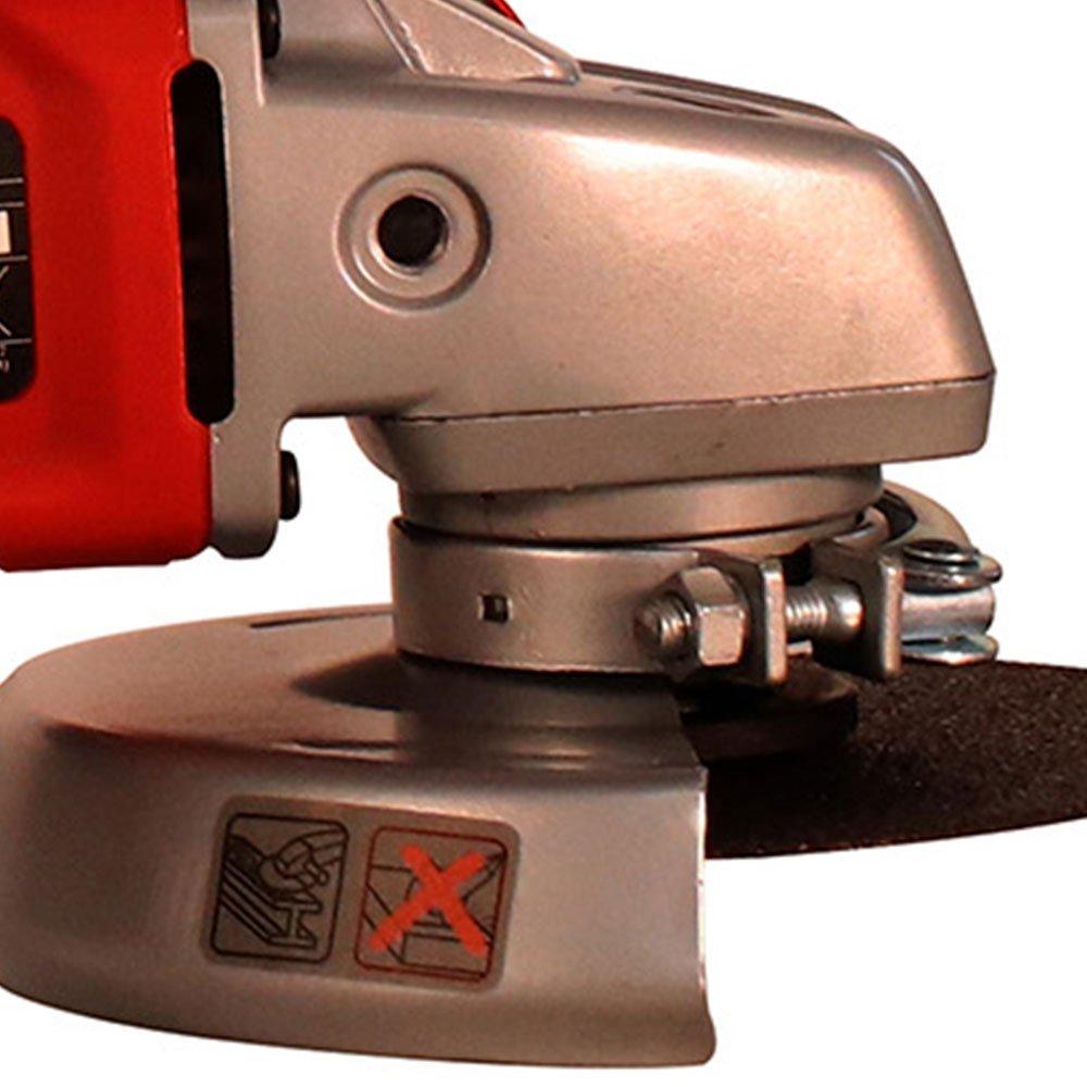 Esmerilhadeira Angular 18V 5 Pol. Brushless sem Bateria e Carregador - Imagem zoom