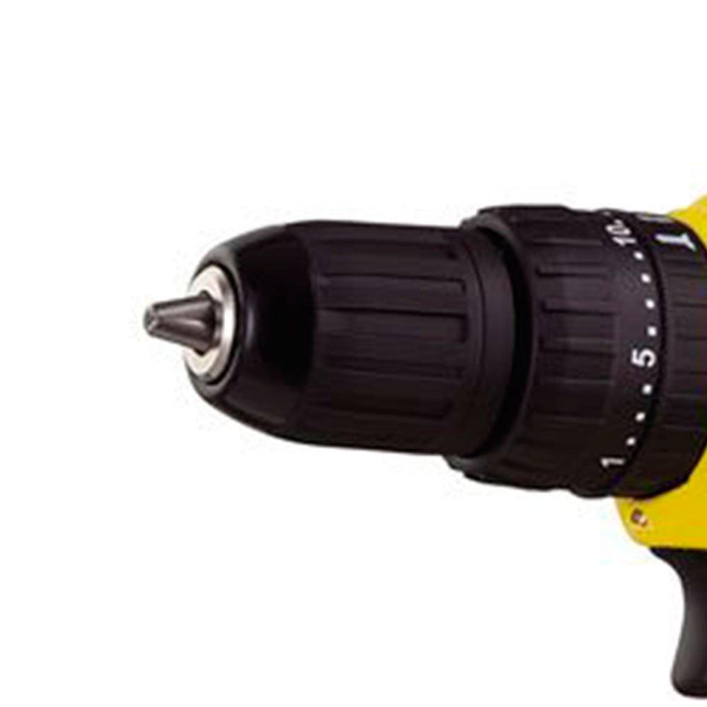 Parafusadeira e Furadeira de Impacto 2 Baterias 12V Ion Litio 1,5 Ah e Maleta - Imagem zoom