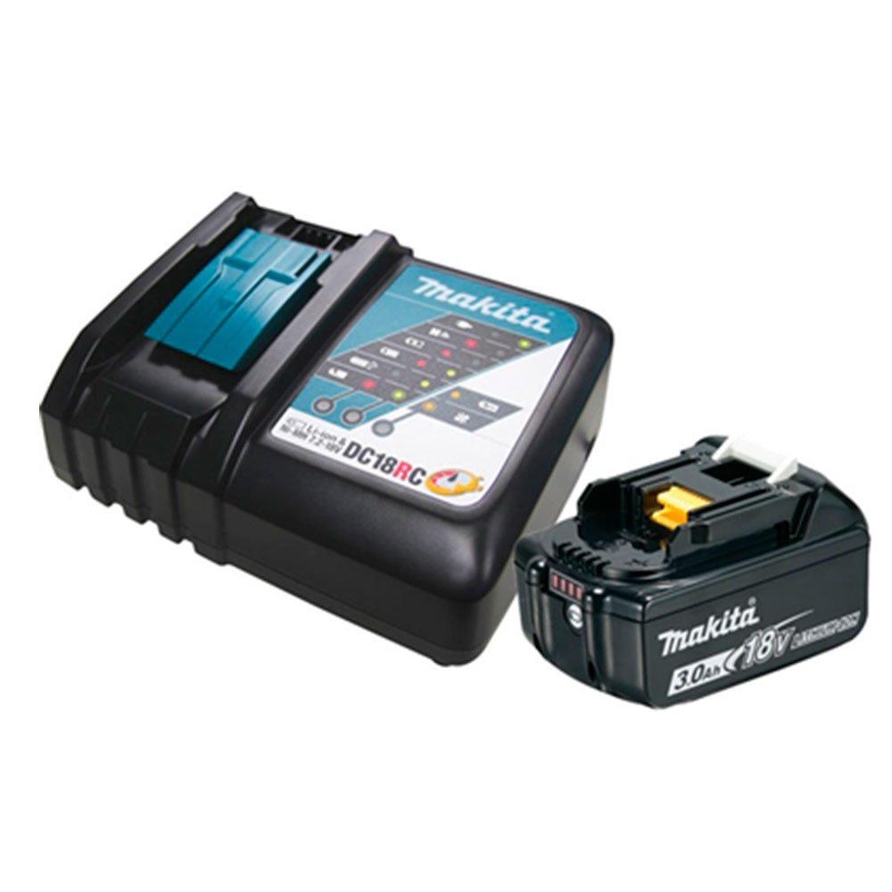 Parafusadeira/Furadeira à Bateria Brushless 18V 3.0 com Maleta, 2 Baterias Lition e Carregador Bivolt - Imagem zoom