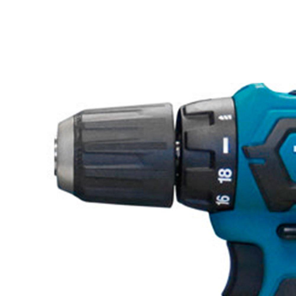 Parafusadeira/Furadeira à Bateria 12V 1.5 Ah Íons-Lítio com 2 Bat. e Maleta - Imagem zoom